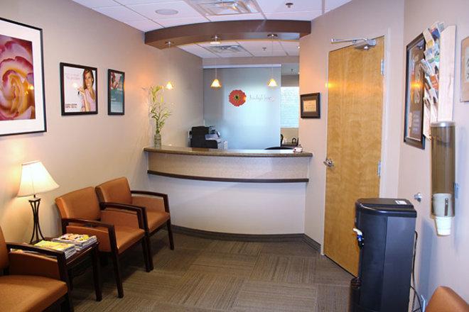 Judy Huey DDS, PC lobby / waiting room